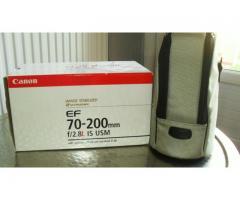 zoom EF 70-200mm f/2.8L IS USM