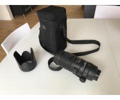 Vends Objectif Sigma - 70-200 mm F2,8 APO DG HSM