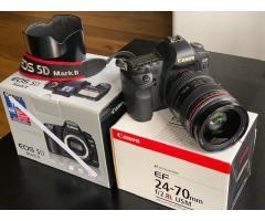 Canon 5D Mark II + Canon 24-70 2.8