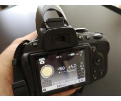 Vends Nikon D5100 + 18-55 + Flash Cobra Metz