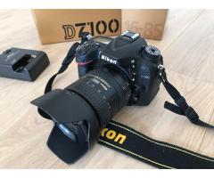 Nikon D7100 + 16-85mm 3,5-5,6G ED
