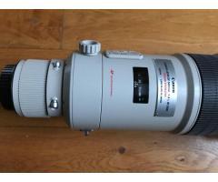 Objectifs CANON 500 mm 1:4 L IS USM   + 24-70 1:2.8 L USM   + 70-200 1:2,8 L USM