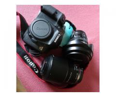 Canon appareils photo numérique reflex 7D