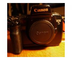 -Argentique- Canon EOS  5
