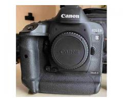 Reflex Canon EOS 1D X Mark II