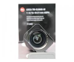 Vends LEICA TRI-ELMAR 16-18-21 f4 et son viseur (NEUF)