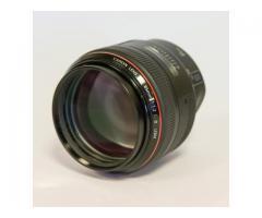 Vends Canon 85 mm 1.2 II