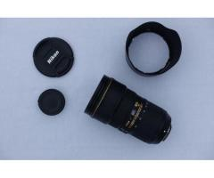 vend objectifs AF Nikon et Sigma DC