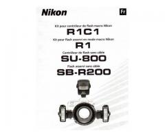 Flash macro Nikon