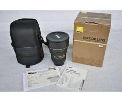 NIKKOR AF-S 14-24mm f/2.8 G ED complet