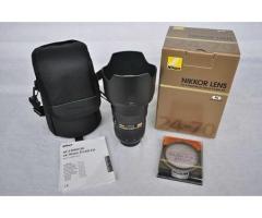 NIKKOR AF-S 24-70mm f/2.8 G ED