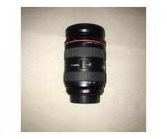 Canon Zoom Lens 24-70mm 1 2.8 L USM