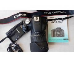 APN Canon Reflex 500 D