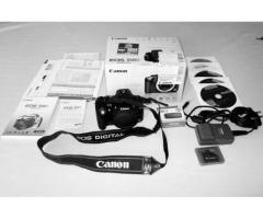 Canon EOS 350D (Boitier nu)