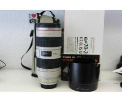Canon EF 70-200 mm