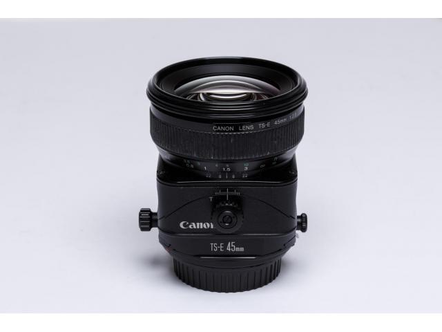 45mm TSE Canon