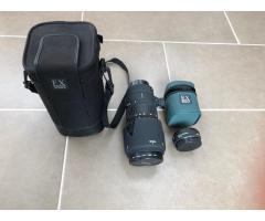 Zoom SIGMA CANON Full Frame AF 70-200mm