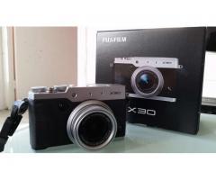 Compact Fuji-X30