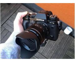 Reflex Fuji  X-T3 + objectif (Fujifilm XF 18-135mm)