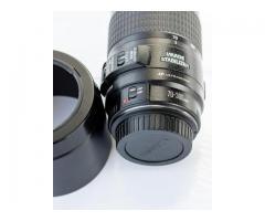 Canon EF 70-300 mm F/4-5.6 IS USM Lens Parfait Etat
