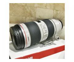 TeleObjectif EF Canon 70-200 mm f/2.8L IS II USM en TBEG