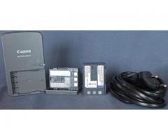 Chargeur CANON CB-2LWE avec 2 batteries E160814