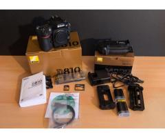 Boitier Nikon D810 - Reflex avec accessoires en TBEG