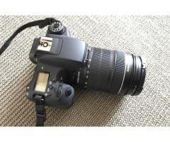 EOS 760D - objectif EF-S 18-135
