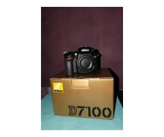 Vends Nikon D 7100