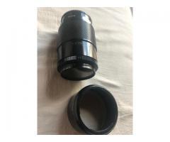 Objectif Macro 100 mm/ 2,8 Minolta