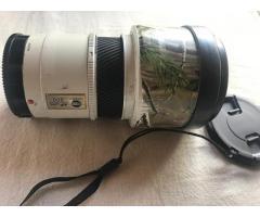 Objectif Minolta 200mm/2,8