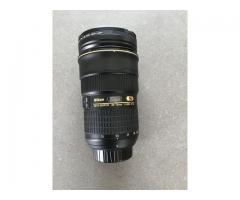 Nikon AF-S G ED 24-70 mm f/2,8