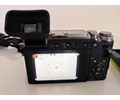 Panasonic Lumix DMC-GX9 ARGENT + accessoires / SOUS GARANTIE achat France