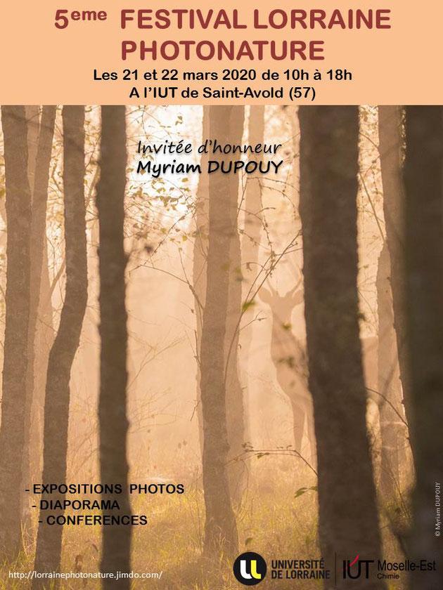 5e Festival Lorraine PhotoNature
