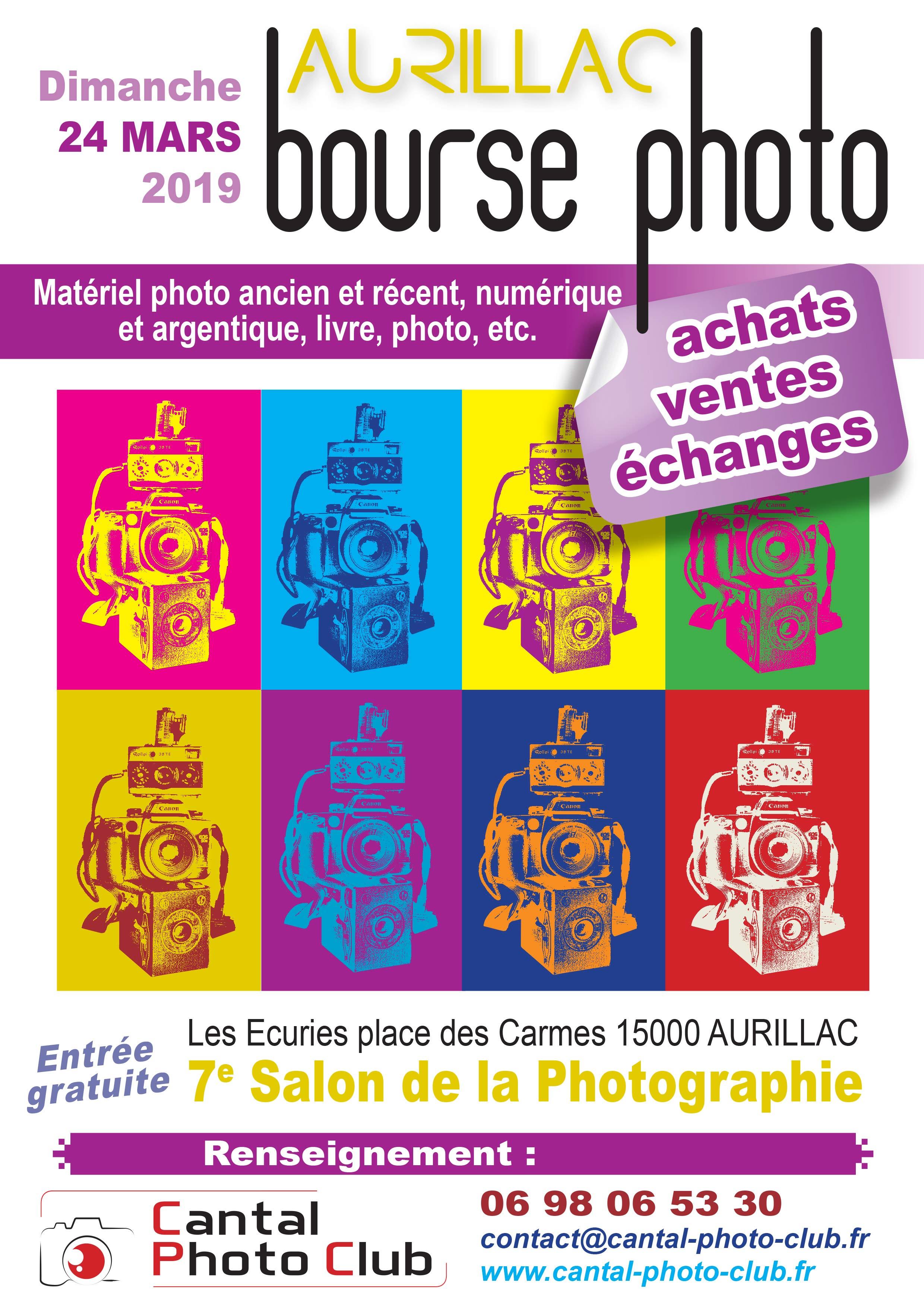 Bourse photo d'Aurillac