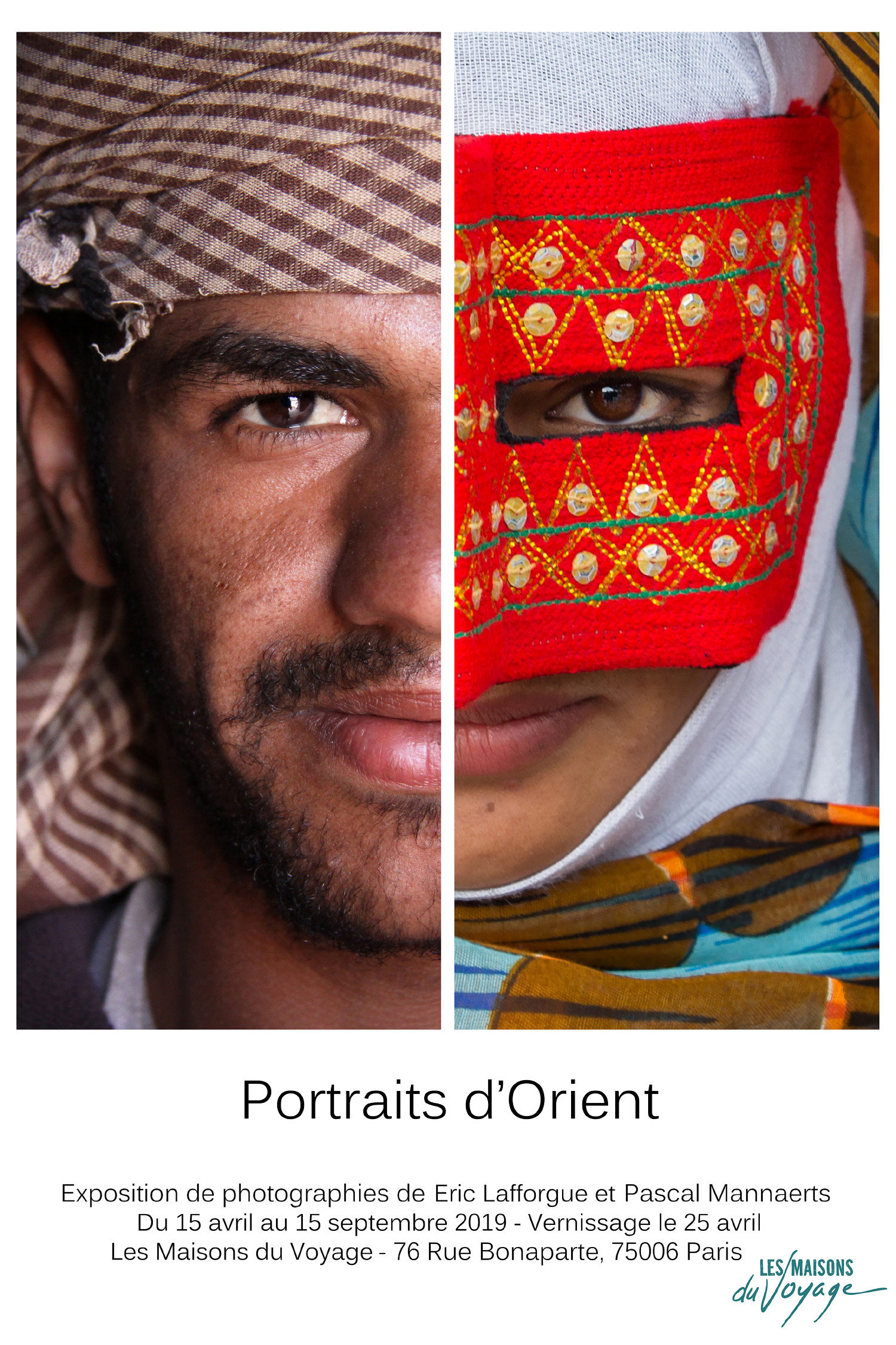 Portraits d'Orient