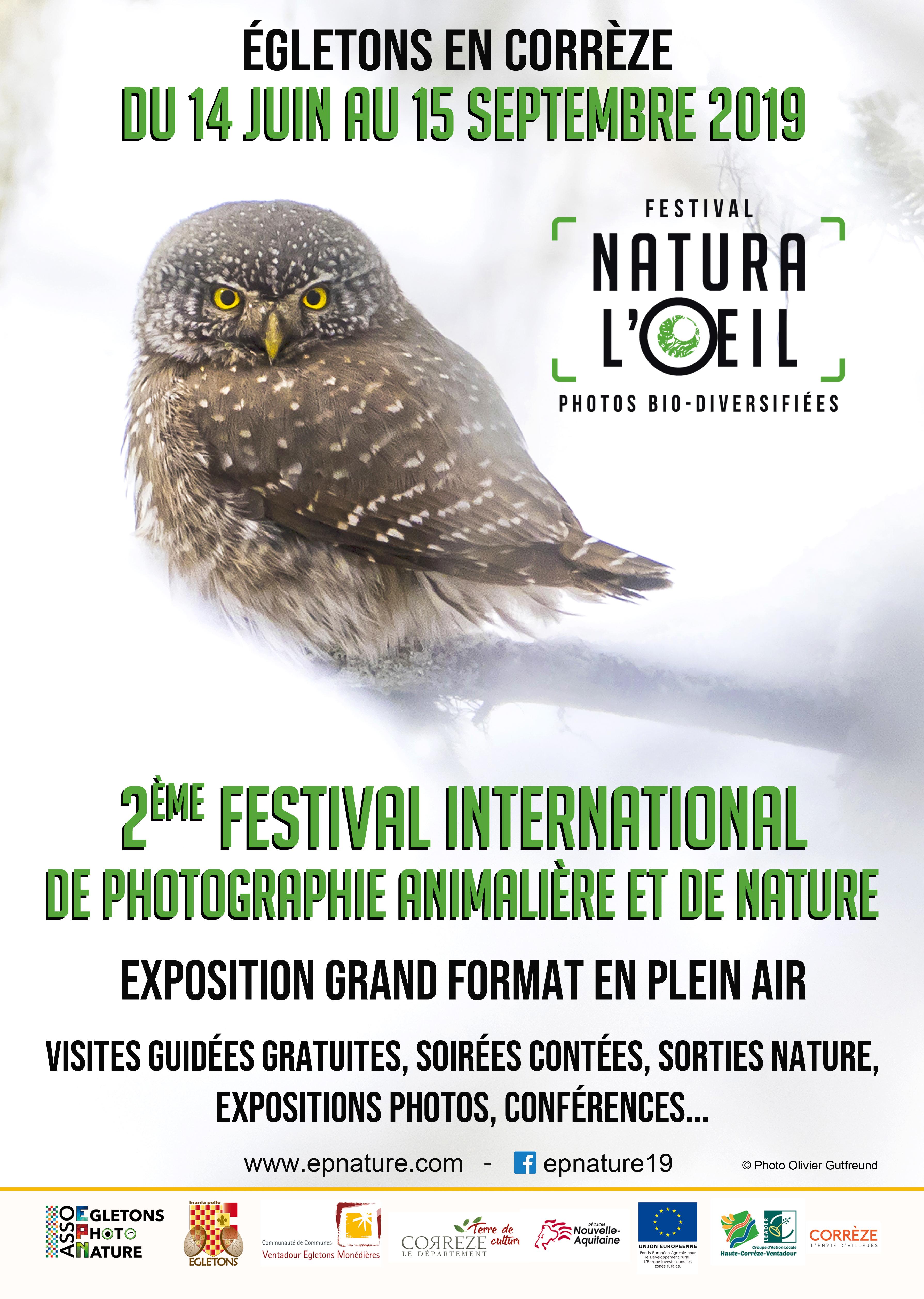 2e Festival Natura l'Œil