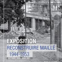 Reconstruire Maillé, 1944-1953